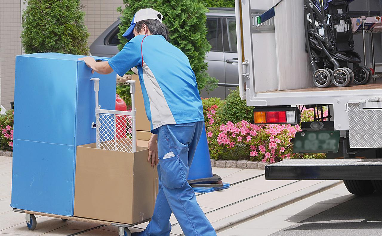 引っ越し時に役立つリサイクルショップ