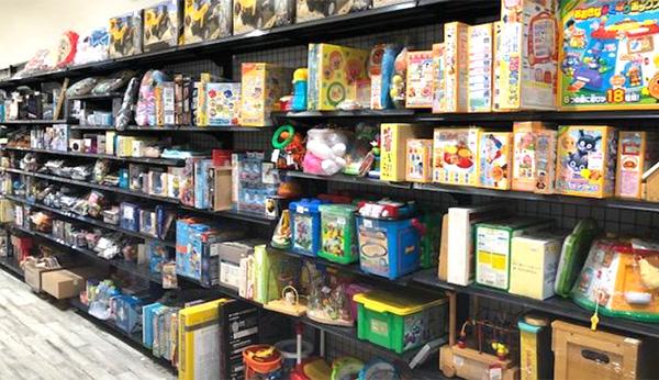 ワットマンサクラス戸塚店ホビー売場:児童玩具