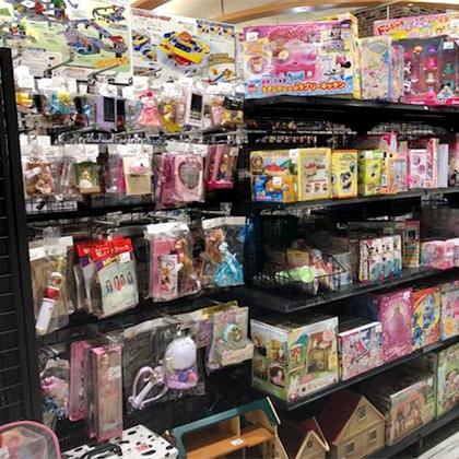 ワットマンサクラス戸塚店ホビー売場:女の子向け玩具