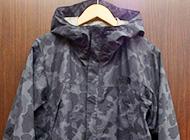 ノベルティードットショットジャケット Mサイズ 防水ブルゾン