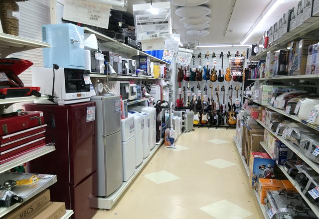 ハードオフ横浜市ケ尾店